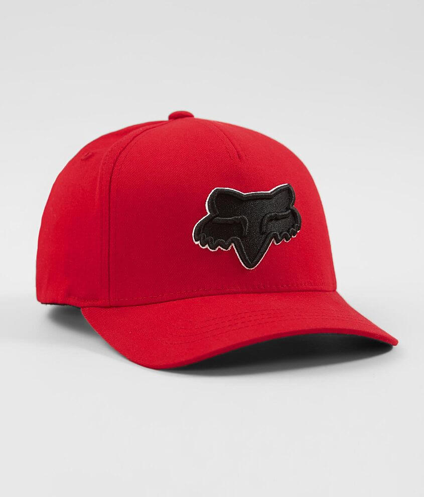 6105d9f92 Boys - Fox Epicycle Flexfit 110 Hat - Boy's Hats in Black Red | Buckle