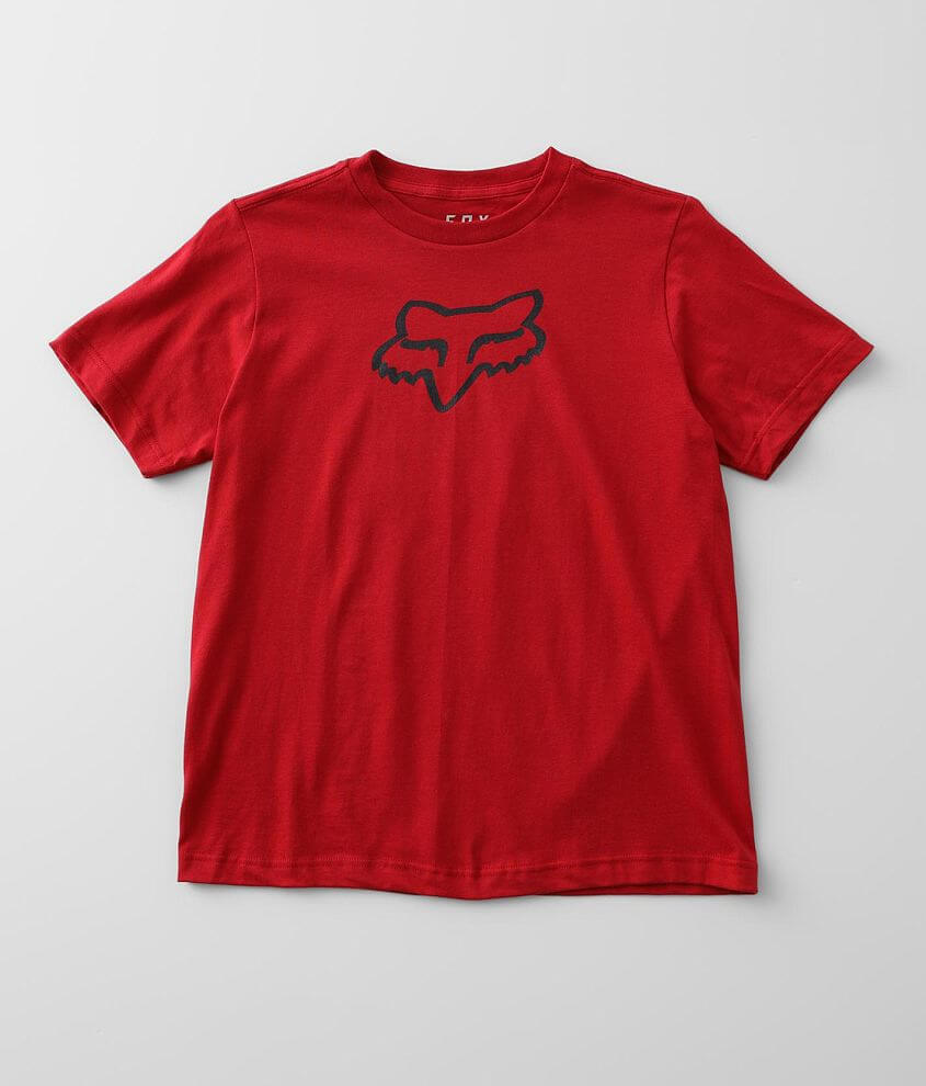 Boys - Fox Legacy T-Shirt front view