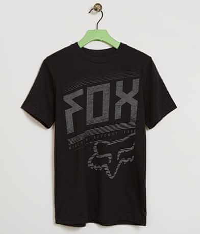 Boys - Fox Remarble T-Shirt