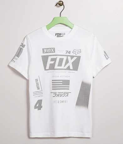 Boys - Fox Union Invert T-Shirt