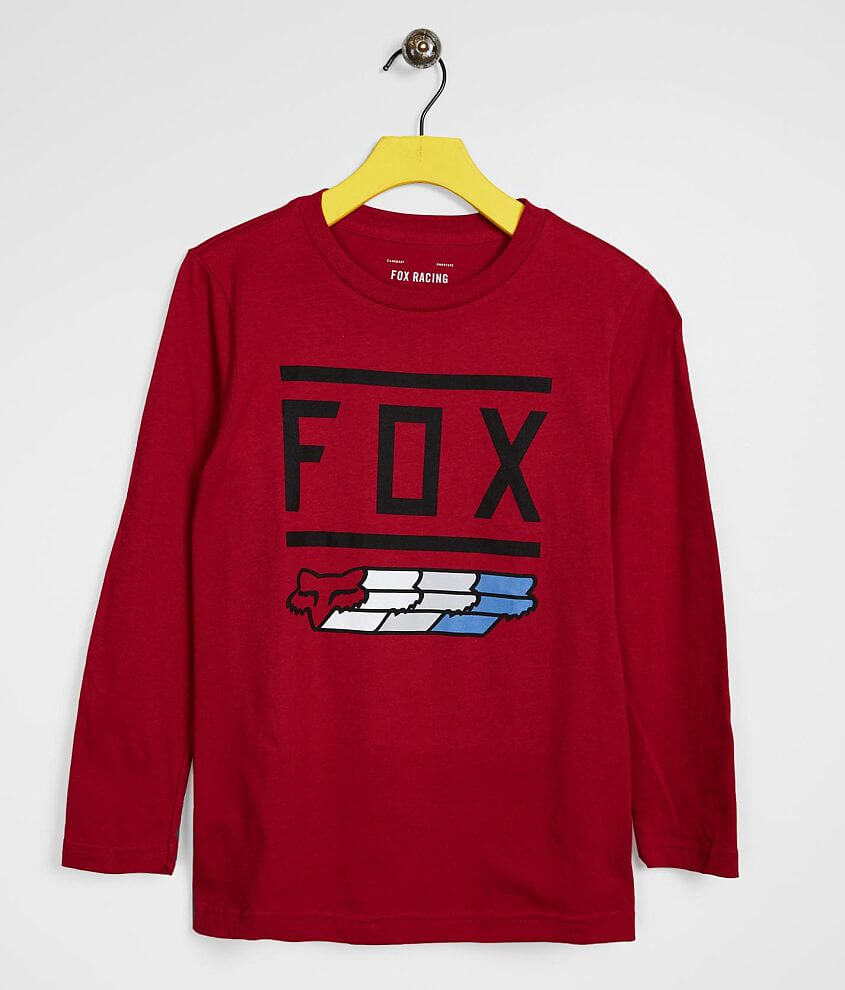 Boys - Fox Racing Super T-Shirt front view