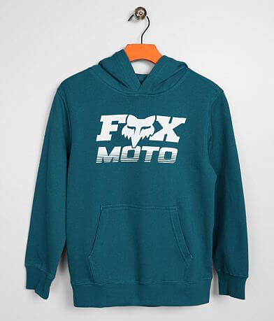 Boys - Fox Racing Charger Hooded Sweatshirt