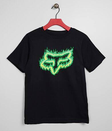 Boys - Fox Racing Flame Head T-Shirt