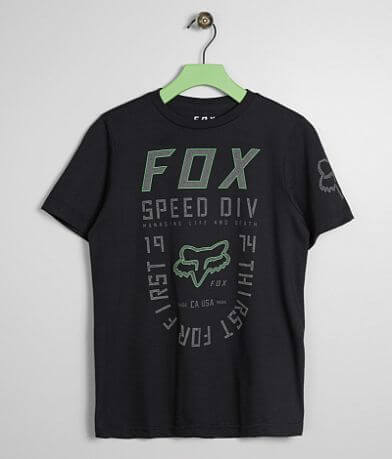 Boys - Fox Quencher T-Shirt