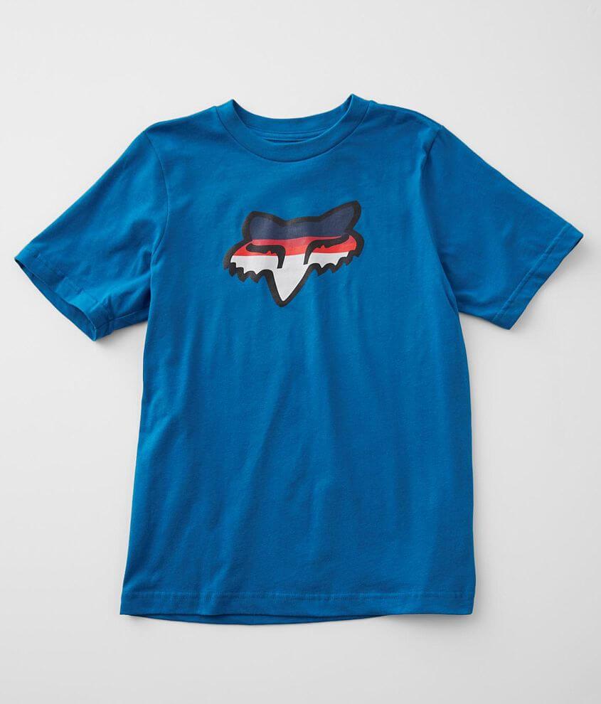 Boys - Fox Racing Head Strike T-Shirt front view