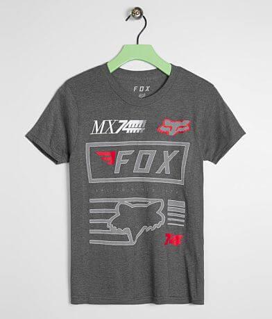 Boys - Fox Overview T-Shirt