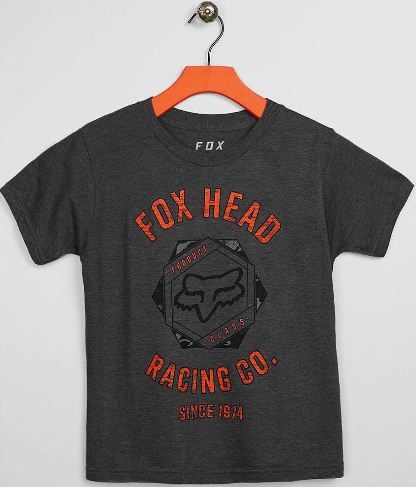 Boys - Fox Undertaking T-Shirt front view