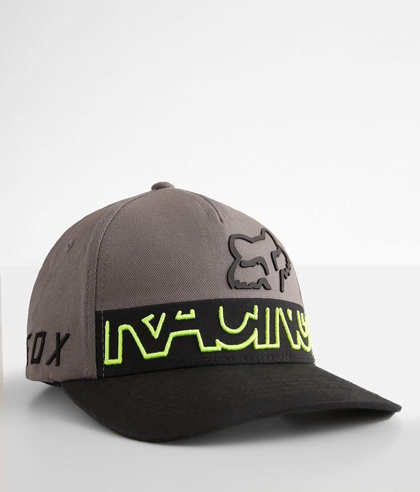 Boys - Fox Racing Skew Stretch Hat front view