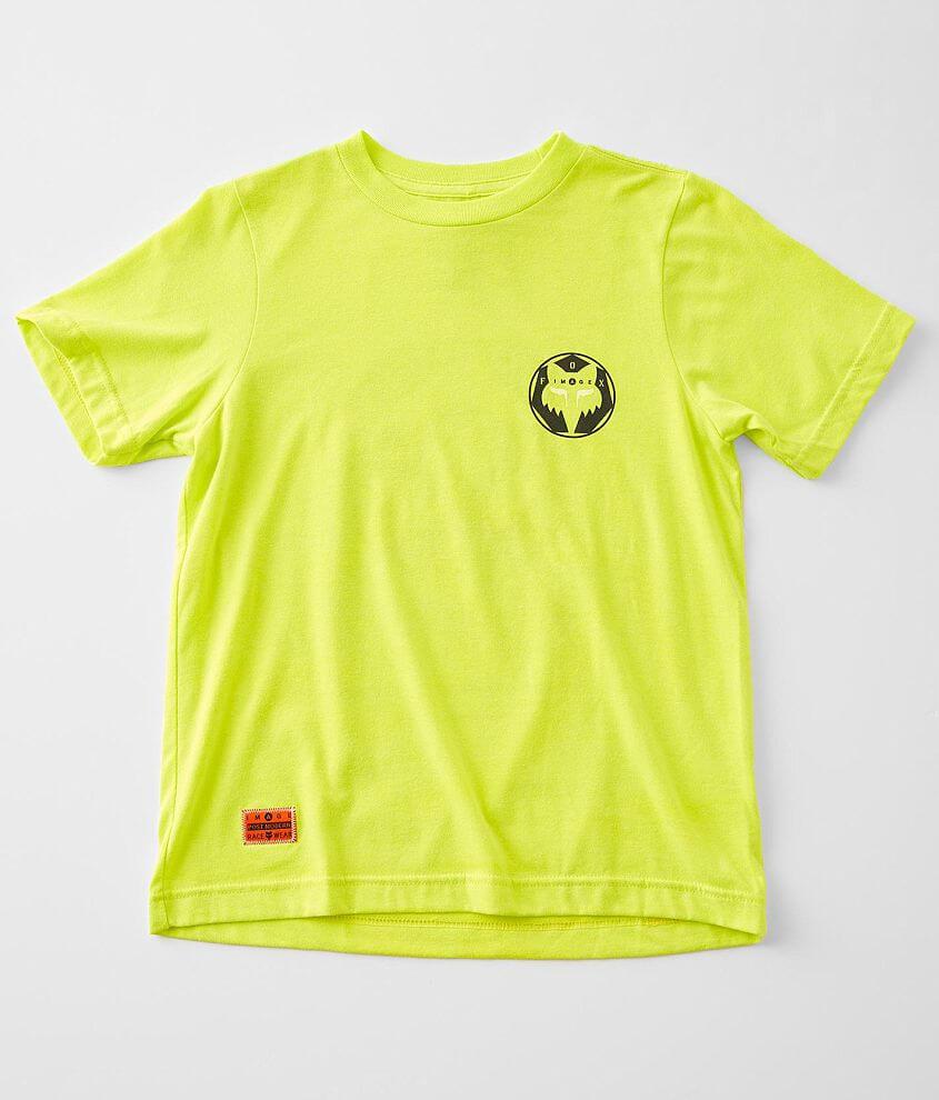 Boys - Fox Racing Nobyl T-Shirt front view
