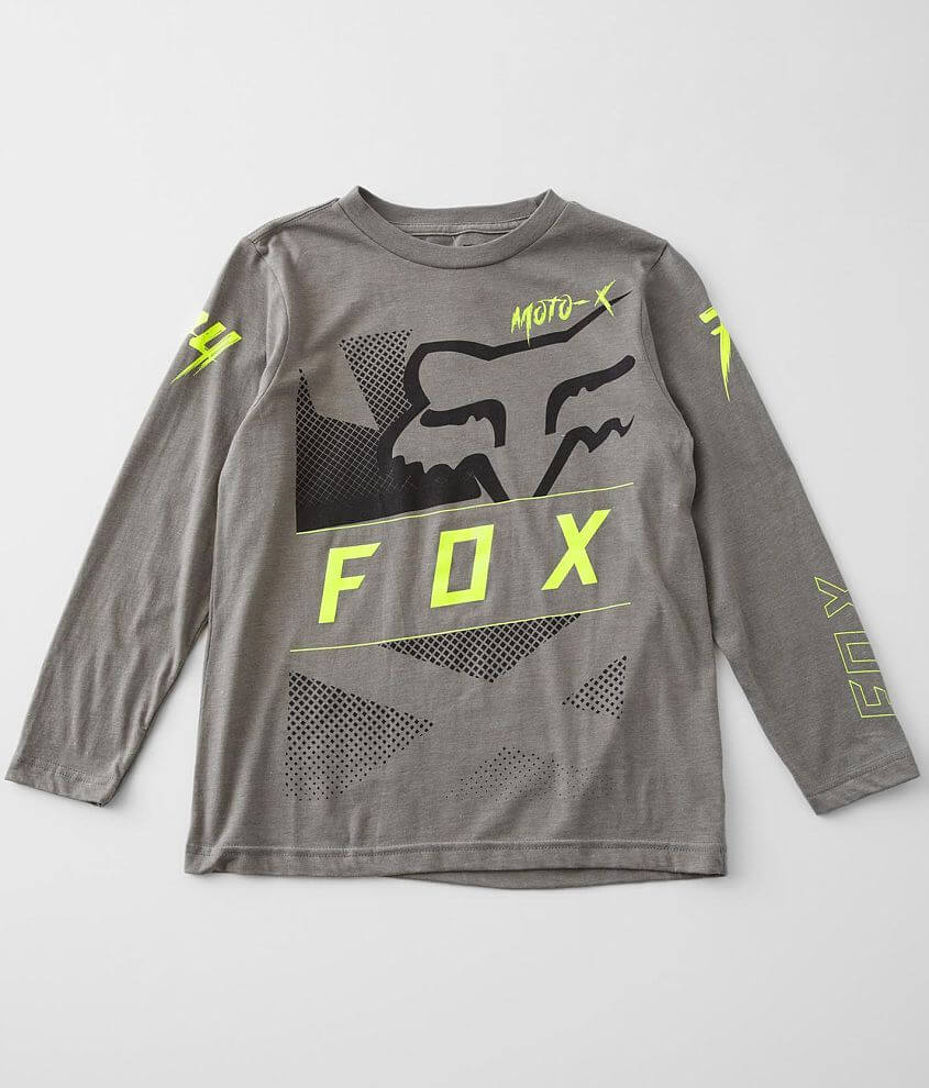Boys - Fox Racing Riet T-Shirt front view