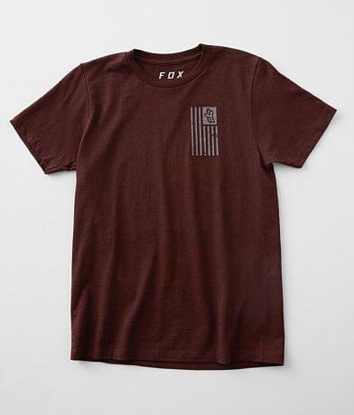 Boys - Fox Flagged T-Shirt