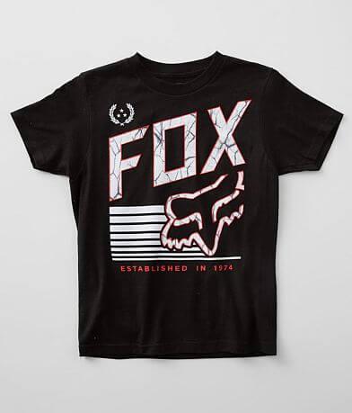 Boys - Fox Taking Names T-Shirt