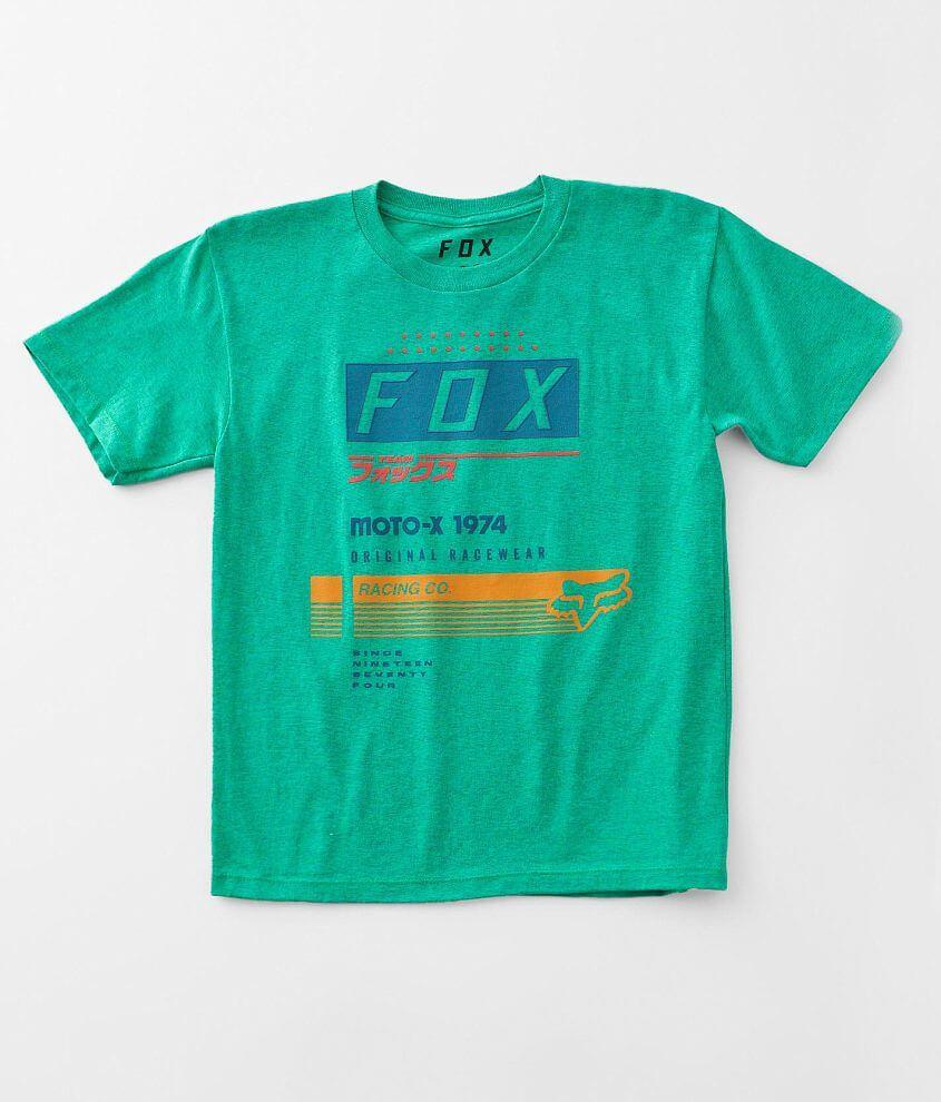 Boys - Fox Power Play T-Shirt front view