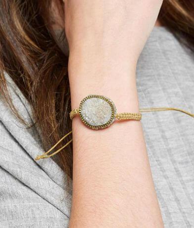 BKE Druzy Bracelet