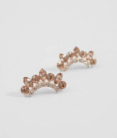 BKE Glitz Crawler Earring