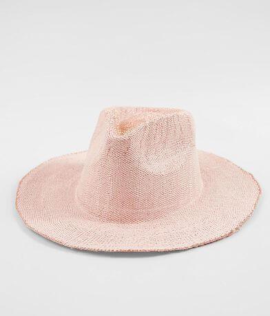Florence Broadhurst Panama Hat