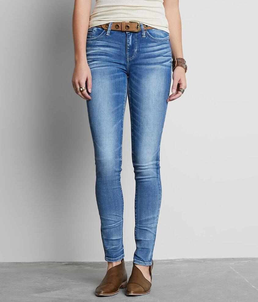 Buckle Black Fit No. 53 Skinny Stretch Jean front view