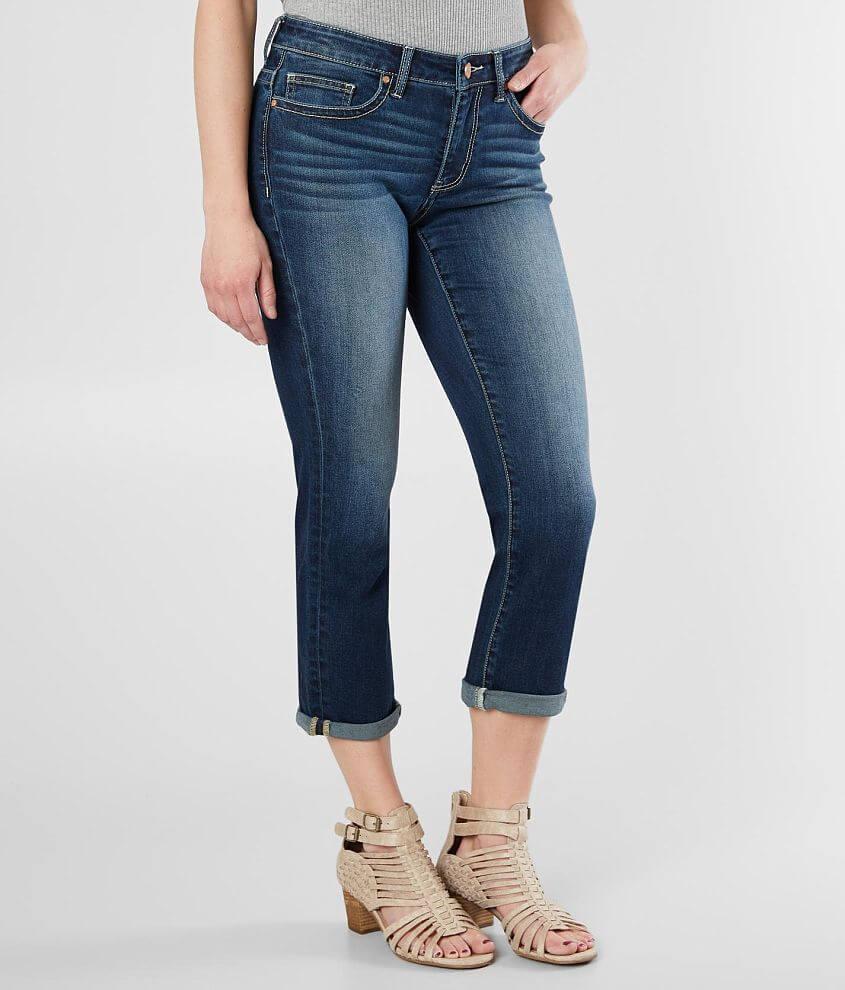 BKE Payton Stretch Cropped Jean front view