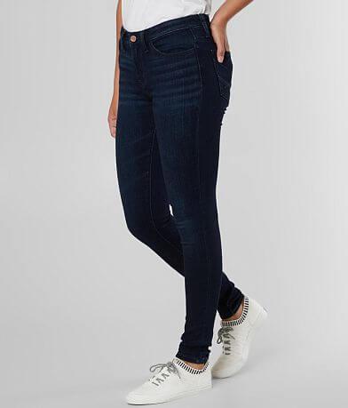 BKE Stella Mid-Rise Skinny Stretch Jean