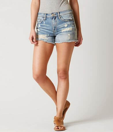 Gilded Intent Mid-Rise Short