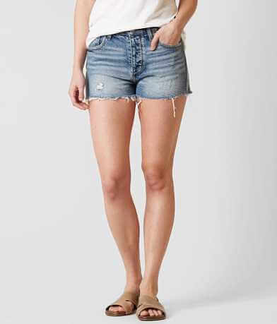 Gilded Intent High Rise Stretch Short