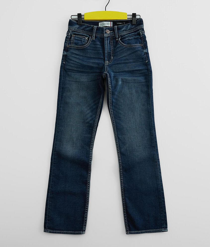 Boys - Departwest Tripp Straight Stretch Jean front view