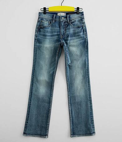 Boys - Departwest Tripp Straight Stretch Jean