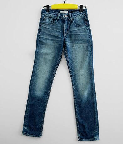 Boys - Departwest Tripp Taper Knit Stretch Jean