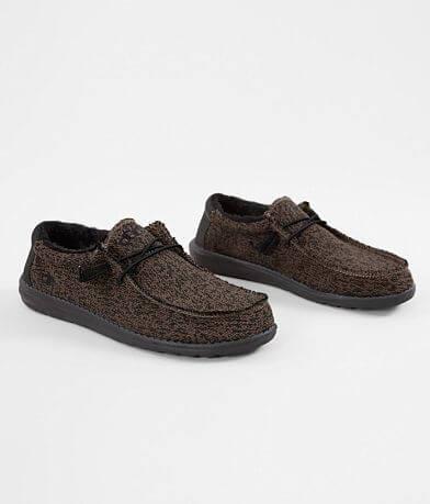 Hey Dude Wally Woven Mud Shoe