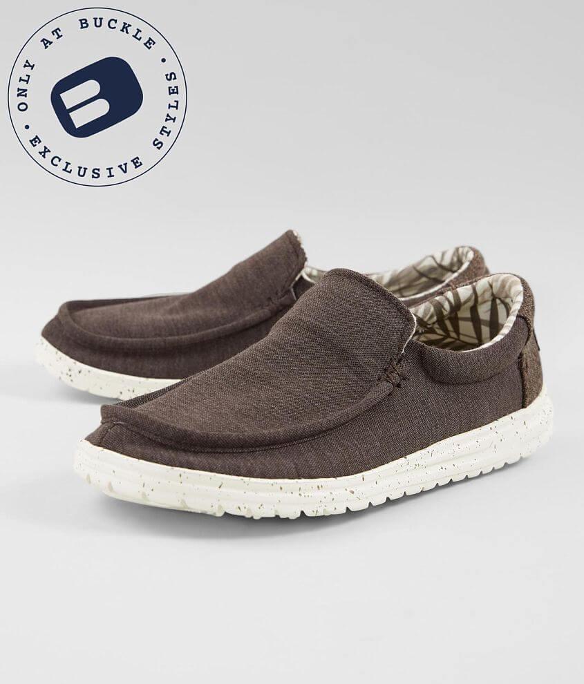 best website 1840f cda4b Hey Dude Mikka Sox Shoe - Men's Shoes in Java | Buckle