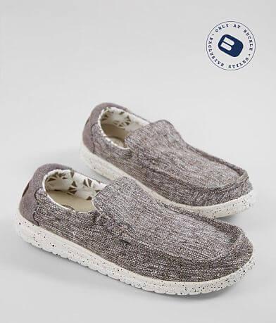 Hey Dude Mikka Woven Shoe