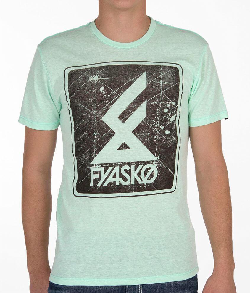 Fyasko Scratch Board T-Shirt front view