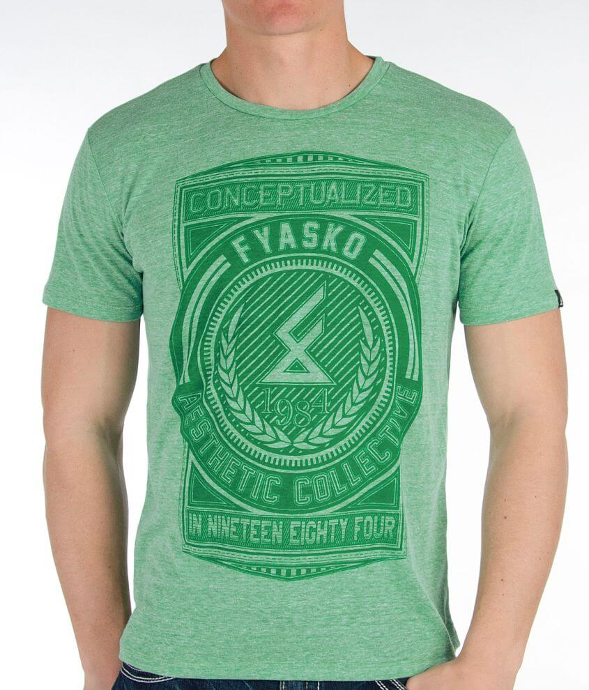 Fyasko Scholar T-Shirt front view