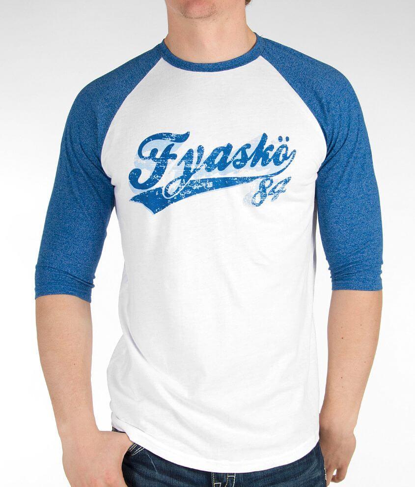 Fyasko Dugout T-Shirt front view