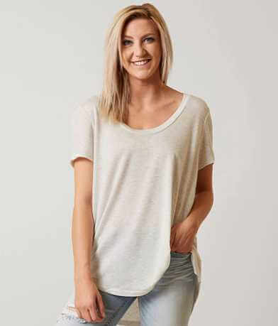 BKE core Heathered Top