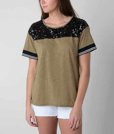 BKE Sequin Top