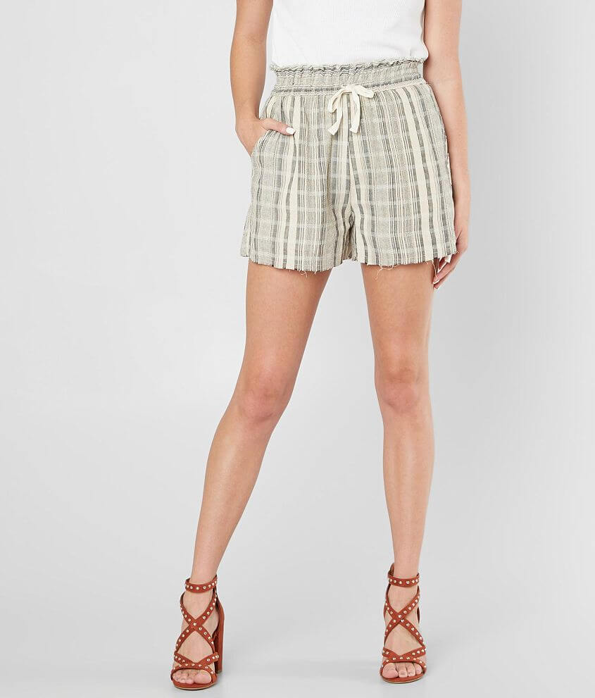 BKE Striped Short front view