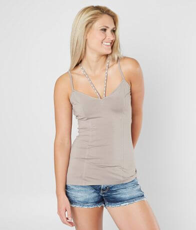 red by BKE Strappy Tank Top