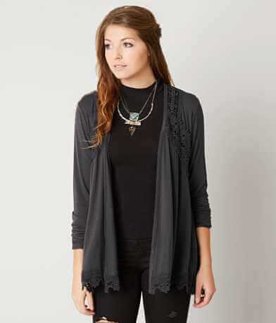 BKE Boutique Fly Away Cardigan