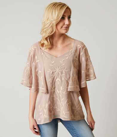 BKE Boutique Flutter Top
