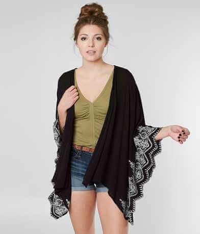 BKE Boutique Dolman Cardigan
