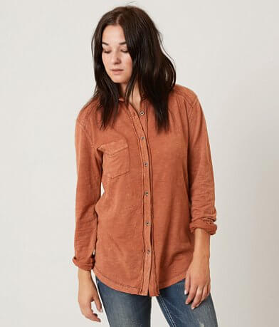 Gilded Intent Washed Shirt