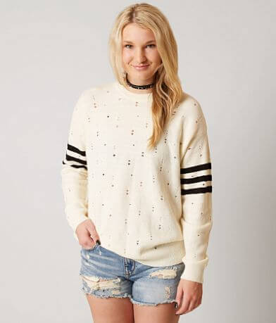 Gilded Intent Athletic Crew Sweater