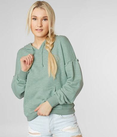 Gilded Intent Drop Shoulder Sweatshirt