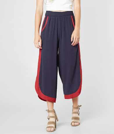 Gilded Intent Wide Leg Cropped Pant