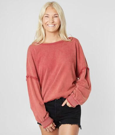 Gilded Intent Dolman Sweatshirt -Special Pricing