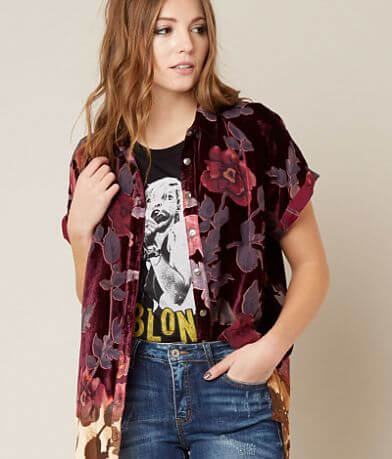 Gimmicks Velvet Shirt