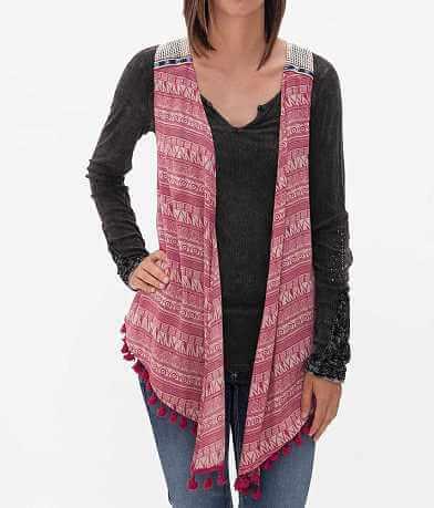 Gimmicks Printed Vest