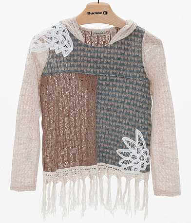 Gimmicks Pieced Sweater