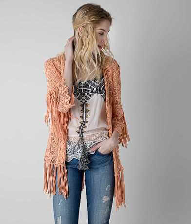 Gimmicks Crochet Cardigan
